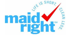 MaidRight logo